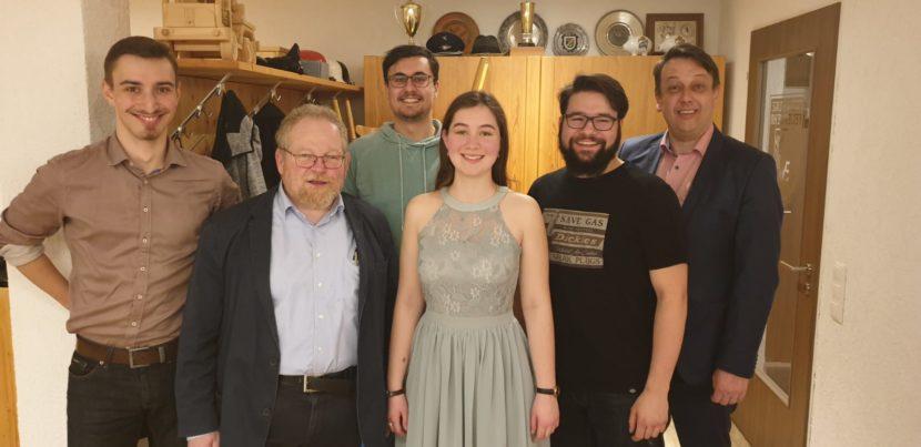 Jahresempfang SPD Weißenohe mit Klaus Adelt