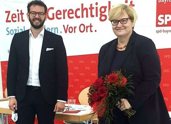 Andreas Zippel und Anette Kramme